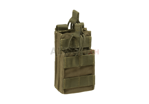 M4 Single Stacker Mag Pouch OD (Condor)