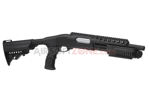 M870 RAS Tactical Shorty Shotgun Black (G&P)