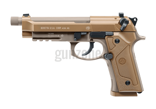 M9 A3 Blowback Co2 Dark Earth BB (Beretta)