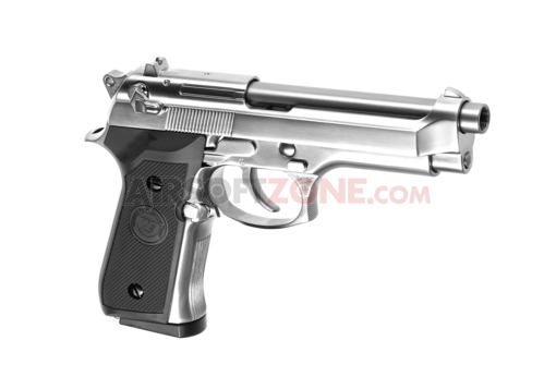 M9 Full Metal Co2 Silver (WE)