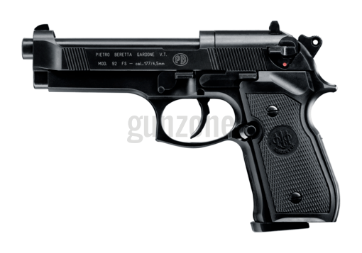 M92 FS Co2 Black Pellet (Beretta)