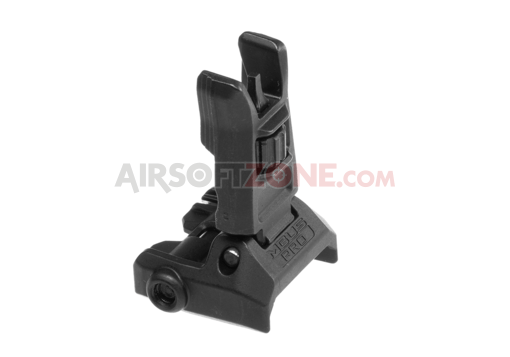 MBUS Pro Sight Front Black (Magpul)