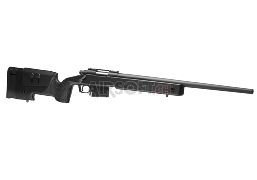 MCM 700X Bolt Action Sniper Rifle Black (Ares)