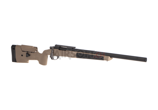 MLC-338 Bolt Action Sniper Rifle Deluxe Edition Dark Earth (Maple Leaf)