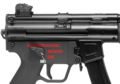 MP5K Apache GBB (WE)