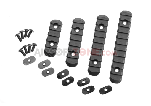 MPOE Polymer Rail Sections Black (Element)