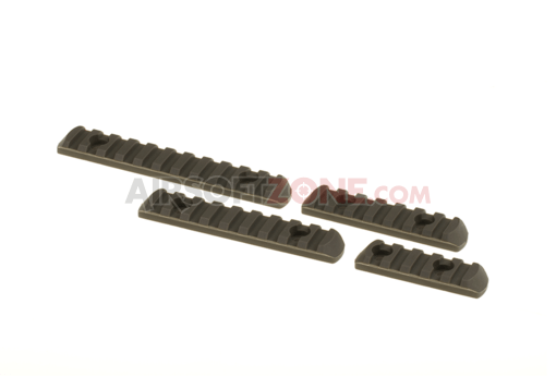 MPOE Polymer Rail Sections Foliage Green (Element)