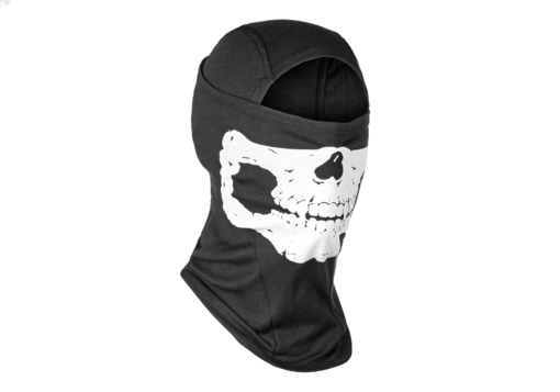 MPS Death Head Balaclava Black
