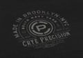 Made in Brooklyn Tee Black (Crye Precision) S
