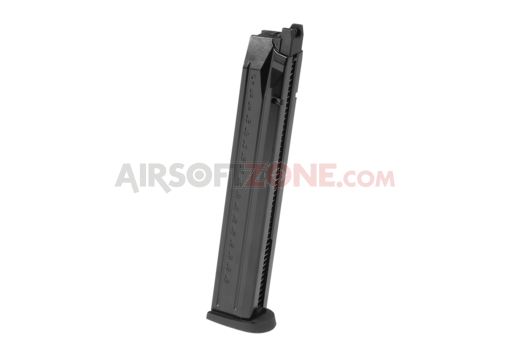 Magazin M&P GBB Extended Capacity 50rds Black (WE)