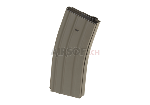 Magazin M4 Midcap 130rds Grey (Ares)