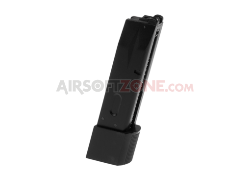 Magazin M92 Biohazard GBB Extended Capacity 32rds Black (WE)