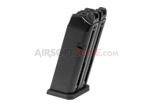 Magazin WE17 Dual Barrel GBB Black (WE)