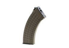 Magazine-AK47-Waffle-Hicap-600rds-Dark-Earth-King-Arms