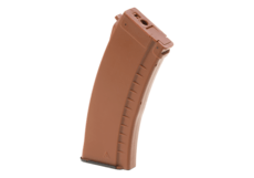 Magazine-AK74-Hicap-500rds-Brown-APS