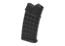 Magazine-AUG-Lowcap-70rds-Black-Snow-Wolf