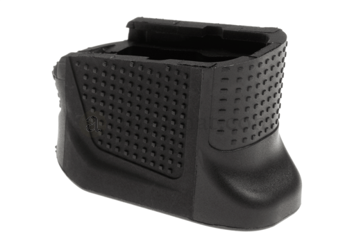 Magazine Extension +2 for Glock 43 Black (IMI Defense)