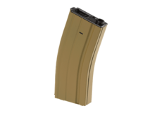 Magazine-M4-Hicap-300rds-Tan-Battle-Axe