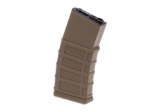 Magazine-M4-Polymer-Hicap-300rds-Tan-Classic-Army