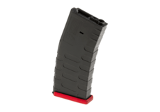 Magazine-M4-U-MAG-Hicap-300rds-Red-APS