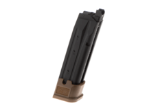 Magazine-P320-M17-Full-Metal-Blowback-Co2-21rds-Tan-SIG-Sauer