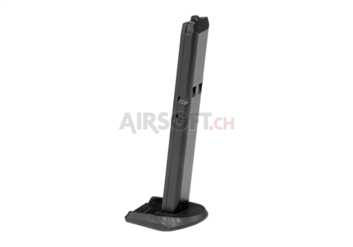 Magazine P99 DAO Co2 15rds Black (Walther)