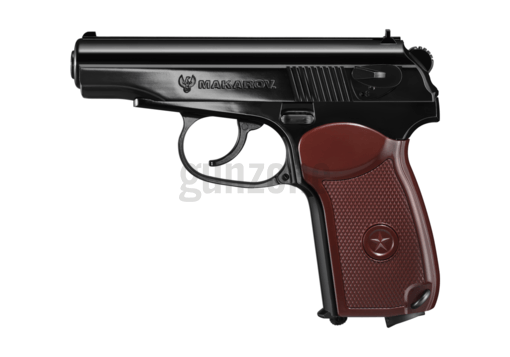 Makarov Co2 Black BB (Legends)