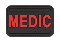 Medic-Rubber-Patch-Blackmedic-JTG