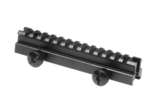Medium-Profile-Riser-Mount-Black-Leapers