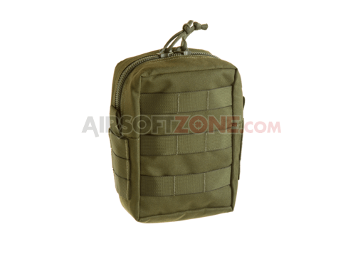 Medium Utility / Medic Pouch OD (Invader Gear)