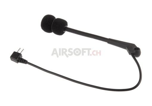 Microphone for Comtac II Black (Z-Tactical)