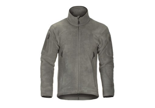Milvago Fleece Jacket Solid Rock S