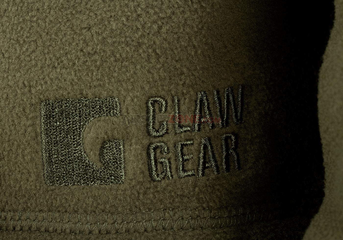 II Fleece-Hoody ral7013 Clawgear Milvago Mk