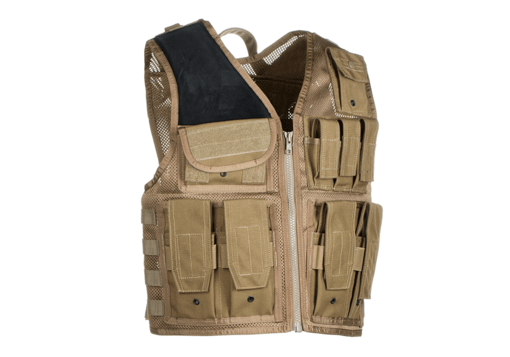 Mission Vest Coyote