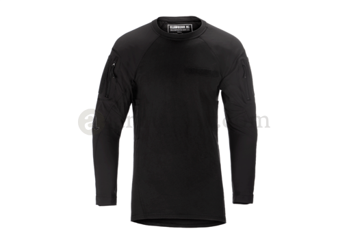 Mk.II Instructor Shirt LS Black (Clawgear) 2XL