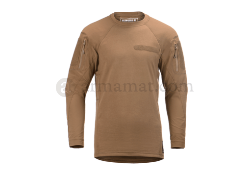 Mk.II Instructor Shirt LS Coyote (Clawgear) 2XL