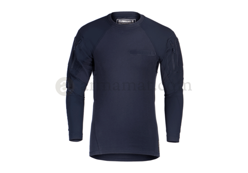 Mk.II Instructor Shirt LS Navy (Clawgear) 2XL
