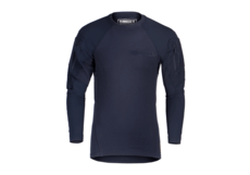 Mk.II-Instructor-Shirt-LS-Navy-Clawgear-XS