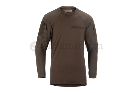 Mk.II Instructor Shirt LS RAL7013 (Clawgear) 2XL
