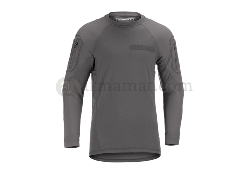 Mk.II Instructor Shirt LS Solid Rock (Clawgear) 2XL