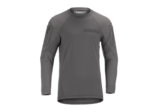 Mk.II Instructor Shirt LS Solid Rock S