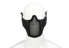Mk.II-Steel-Half-Face-Mask-Black-Invader-Gear