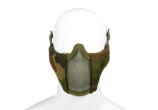 Mk.II-Steel-Half-Face-Mask-Woodland-Invader-Gear