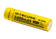 NL1834-18650-Battery-3.7V-3200mAh-Nitecore