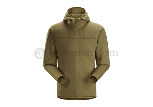 Naga Hoody Full Zip Crocodile (Arc'teryx) M