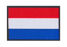 Netherlands-Flag-Patch-Color-Clawgear