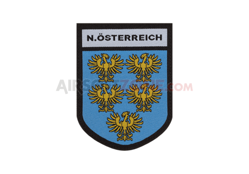Niederösterreich Shield Patch Color (Clawgear)