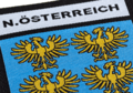 Niederösterreich Shield Patch Color