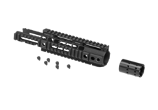 Noveske-10-Inch-Free-Float-Handguard-Open-Top-Black-Madbull