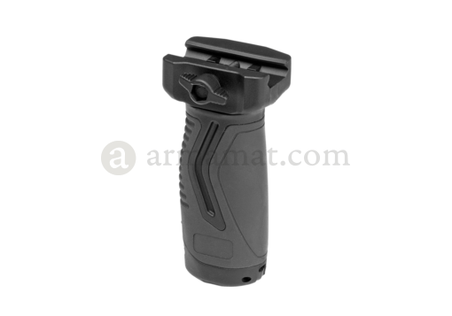OVG Overmolding Vertical Grip Black (IMI Defense)